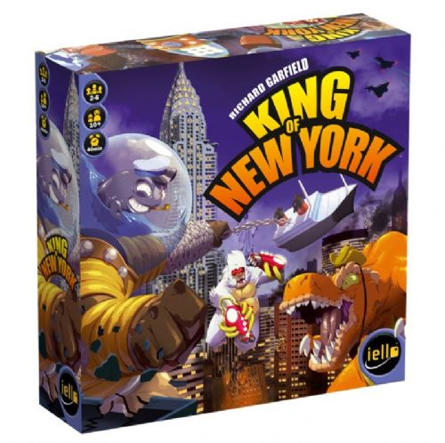 King of New York Game